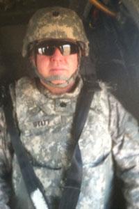 Director Jim Stitt Lt. Col U.S. Army